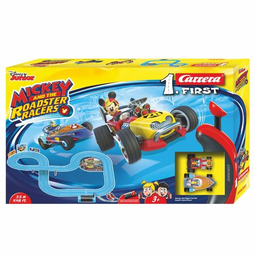 Carrera First | Micky Maus | Mickey Mouse and the Roadster Racers | Stadlbauer – Bild 2
