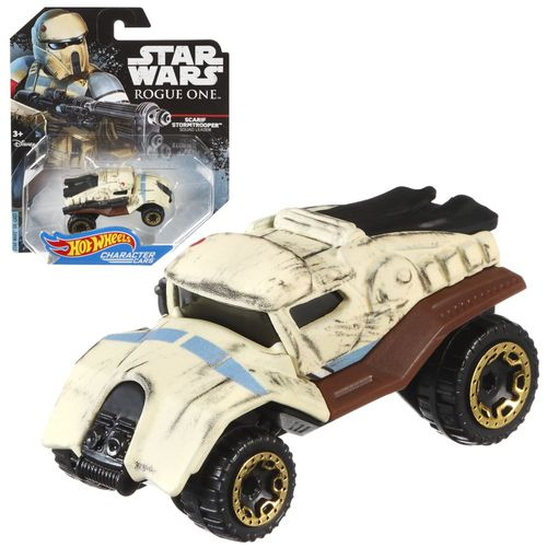 Auswahl Character Autos | Die-Cast | Star Wars | Mattel Hot Wheels – Bild 2