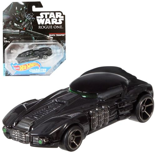 Auswahl Character Autos | Die-Cast | Star Wars | Mattel Hot Wheels – Bild 4