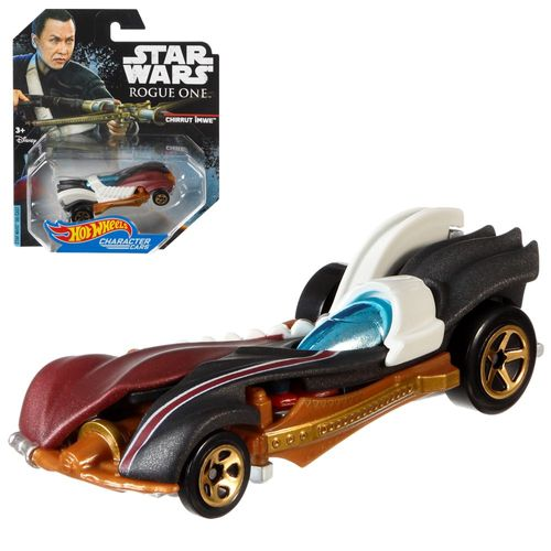 Auswahl Character Autos | Die-Cast | Star Wars | Mattel Hot Wheels – Bild 6