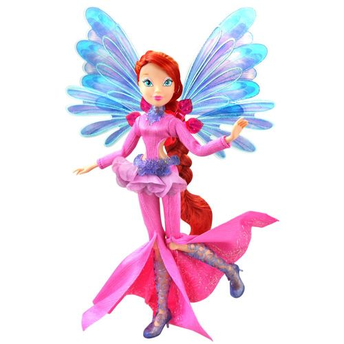 Bloom | Onyrix Fairy Puppe | Winx Club | World of Winx | Magisches Gewand – Bild 3