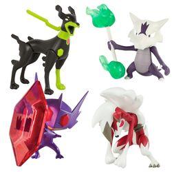 Bewegliche Spielfiguren zur Auswahl | Pokemon | Tomy | Action-Figuren 001