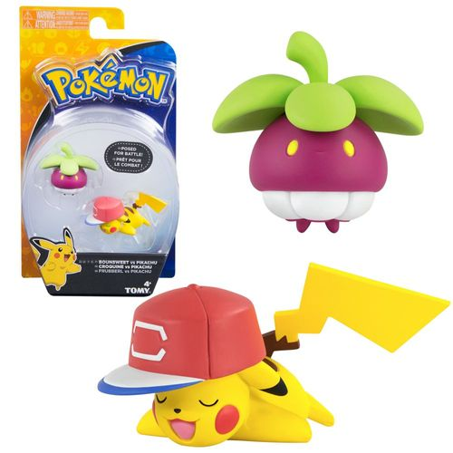 Battle Pack zur Auswahl | Pokemon | Tomy | 2er Figuren Set | Action-Figuren – Bild 2