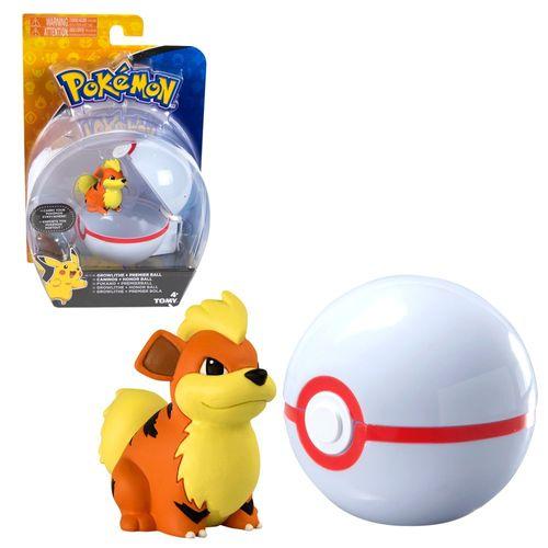 Spielfigur mit Pokeball zur Auswahl | Pokemon | Tomy | Action-Figuren – Bild 6