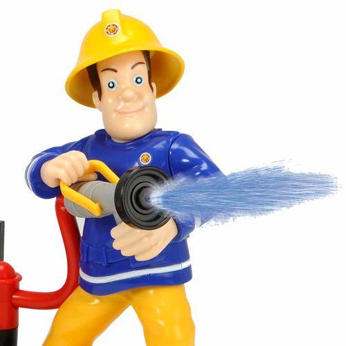 Sam mit Wasserspritzfunktion | Feuerwehrmann Sam | Simba | infrarotgesteuert – Bild 2