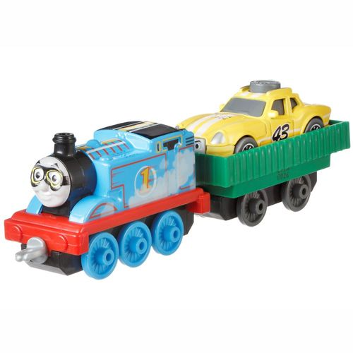 Thomas Lokomotive mit Ace | Mattel FJP55 | Adventures | Thomas & seine Freunde