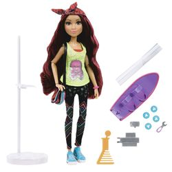 Camryn Coyles Skateboard | Project MC² Puppe | Experimentier-Set
