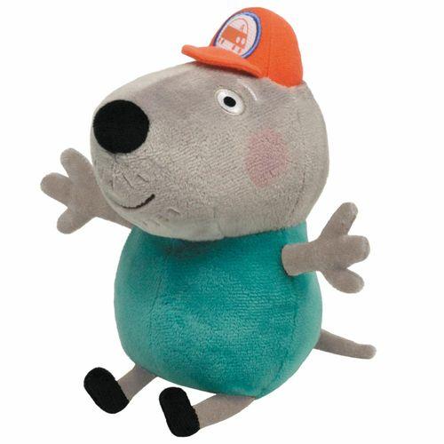 Auswahl Plüsch-Figuren Beanie Babies | Peppa Wutz | Peppa Pig | 15 cm Softwool – Bild 9