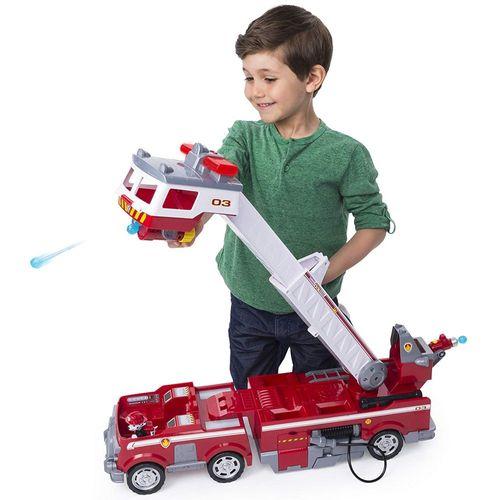 XXL Feuerwehrauto | Ultimate Rescue Fahrzeug mit Sound | Paw Patrol | Spiel Set – Bild 4
