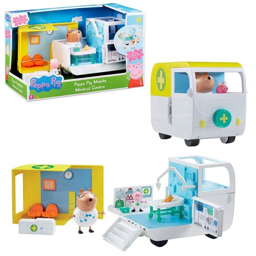 Krankenwagen | Mobile Krankenstation | Spielset | Peppa Wutz | Peppa Pig – Bild 1