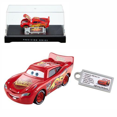 Lightning McQueen | Precision Serie | Disney Cars | Die Cast 1:55 | Mattel DHD61 – Bild 1
