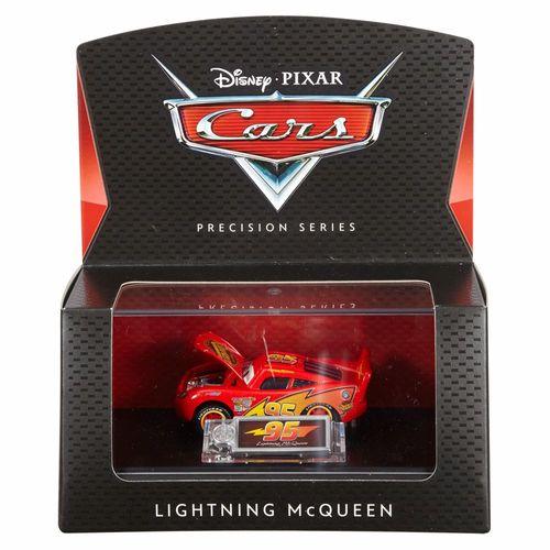 Lightning McQueen | Precision Serie | Disney Cars | Die Cast 1:55 | Mattel DHD61 – Bild 2