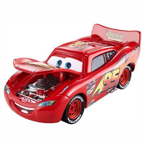 Lightning McQueen | Precision Serie | Disney Cars | Die Cast 1:55 | Mattel DHD61 – Bild 3