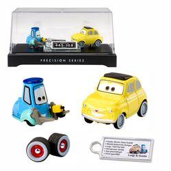 Luigi & Guido | Precision Serie | Disney Cars | Die Cast 1:55 | Mattel DVV42