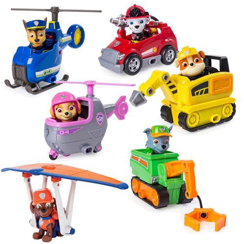 Ultimate Rescue | Mini Fahrzeuge mit beweglicher Spiel-Figur | Paw Patrol – Bild 1
