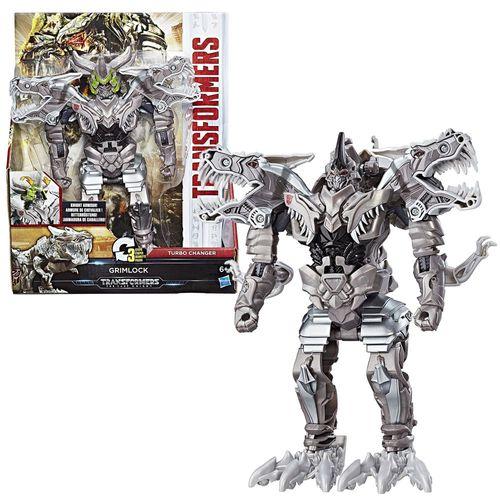 Grimlock | Knight Armor Turbo Changer | Hasbro Transformers | Actionfigur – Bild 1