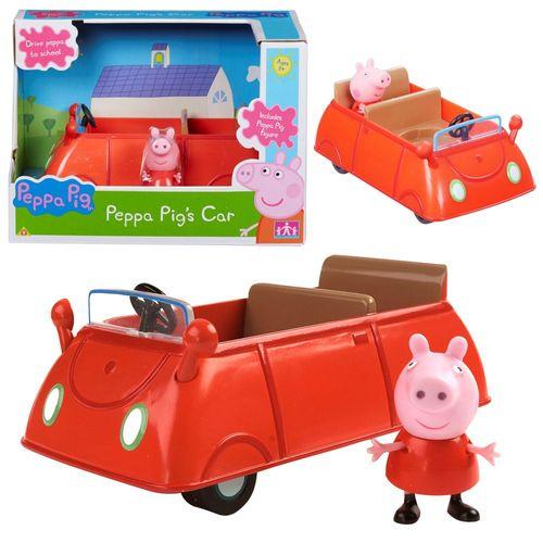 Auswahl Fahrzeuge | Peppa Wutz | Peppa Pig | Mit Figur und Zubehör – Bild 2