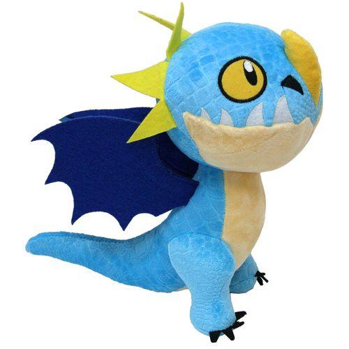 Sturmpfeil Drache | Plüsch Figur | 23x13x26cm | DreamWorks Dragons | Stormfly  – Bild 2