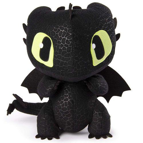 Ohnezahn Drache | Plüsch Figur interaktiv | DreamWorks Dragons | Toothless – Bild 2