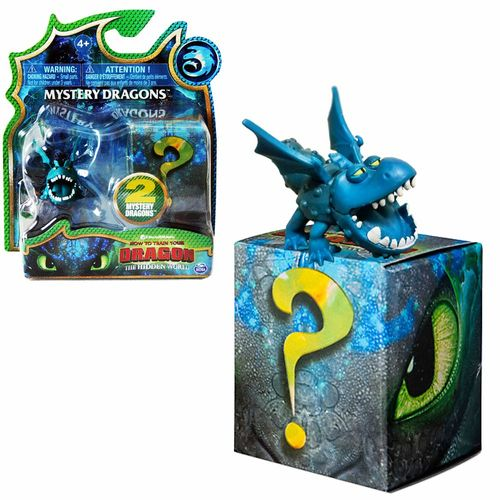 Auswahl Mystery Dragons | DreamWorks Dragons | 2er-Set Mini Spielfiguren – Bild 9