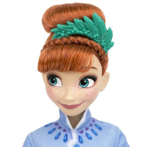 Anna Puppe & Olaf | Disney Eiskönigin | Frozen | Hasbro C3384 – Bild 2