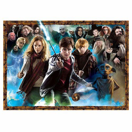 Der Zauberschüler Harry Potter | Puzzle | 1000 Teile | Ravensburger – Bild 2