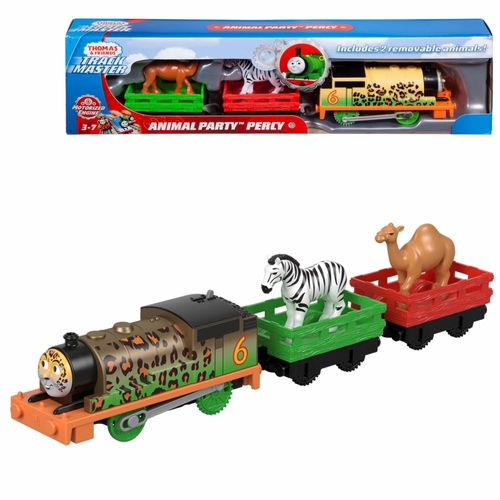 Percy Animal Party | Mattel FXX56 | TrackMaster | Thomas & seine Freunde