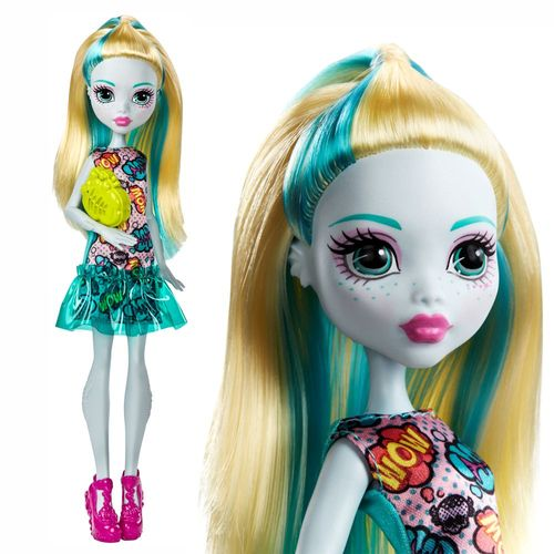 Lagoona Blue | Mattel FJJ17 | Mode Fashion | Monster High Puppe