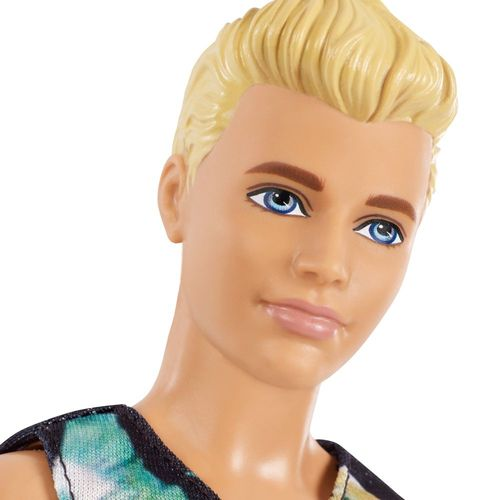 Game Sunday Ken | Barbie | Mattel FXL63 | Original Fashionistas 116 | Puppe – Bild 2