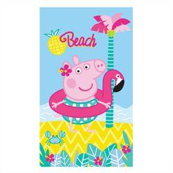 Handtuch Beach | 70 x 120 cm | Peppa Wutz | Peppa Pig | Kinder Strandtuch