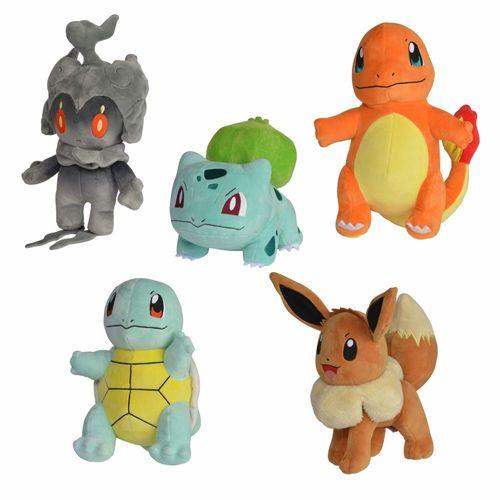 Auswahl Pokemon Plüsch-Figuren | 20 cm Plüsch-Tier | Stofftier | Kuscheltier – Bild 1