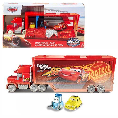 Beach Mack Truck | Disney Cars 3 | Spiel Set Transporter | Mattel FXM85 – Bild 1
