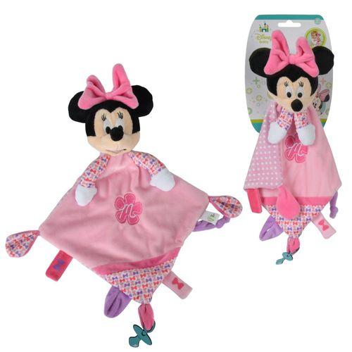 Schmusetuch Minni Mouse | Disney Minnie Maus | Baby Schnuffel-Tuch | Simba