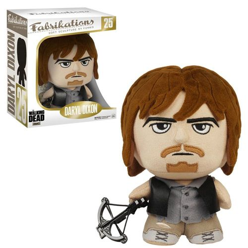 Daryl Dixon | The Walking Dead | Funko Fabrications | Plüsch-Figur | No. 25