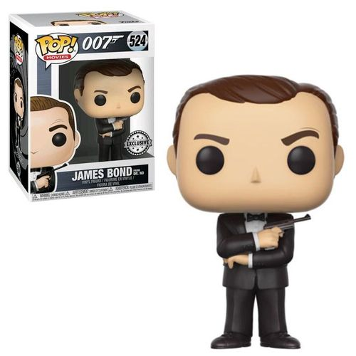 James Bond jagt Dr. No | POP! Movies | Sammel-Figur | Funko No. 524