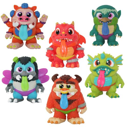 Auswahl Figuren Flingers | Crate Creatures Surprise | MGA Entertainment – Bild 1