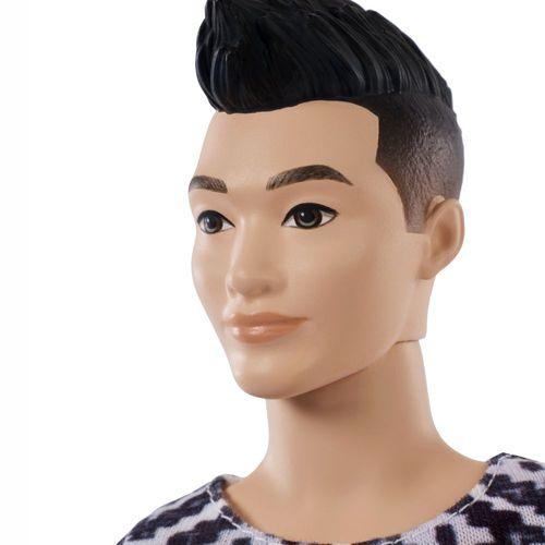 Boho Hip Ken | Barbie | Mattel FXL62 | Original Fashionistas 115 | Puppe – Bild 2