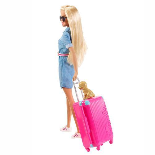 Barbie | Mattel FWV25 | Dreamhouse Adventures | Puppe mit Hund & Zubehör – Bild 2