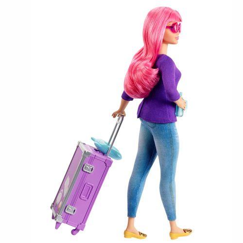 Daisy | Mattel FWV26 | Dreamhouse Adventures | Barbie Puppe mit Katze & Zubehör – Bild 2