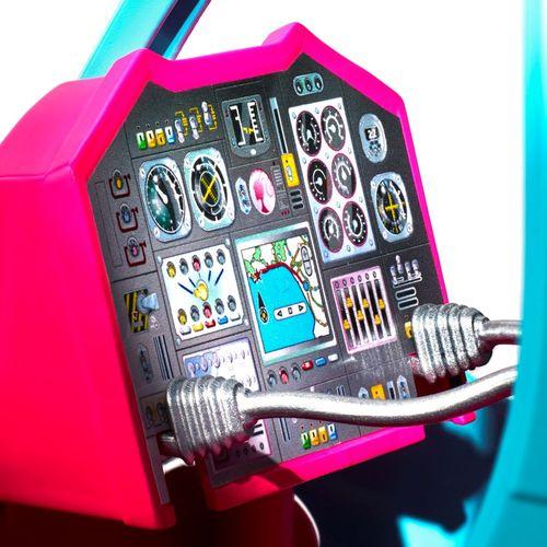 Hubschrauber | Heli für Barbie Puppe | Mattel FWY29 | Dreamhouse Adventures – Bild 4