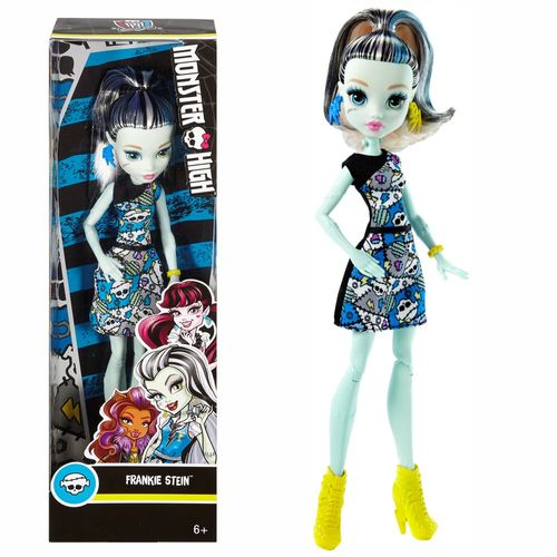 Frankie Stein | Mattel DMD46 | Mode Fashion | Monster High Ankleide-Puppe – Bild 1