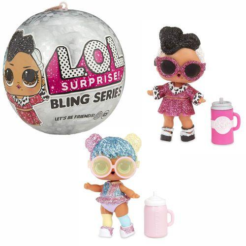 L.O.L. Surprise | Serie Bling-Bling | LOL Puppe mit Accessoires – Bild 1