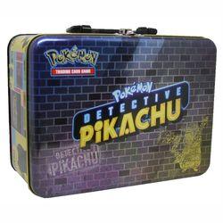 Sammel-Koffer | Pokemon Detektiv Pikachu | Sammelkarten | Trading Cards 001