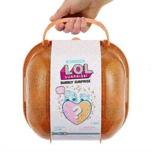 L.O.L. Bubbly Surprise | limited Edition Orange | LOL Limitierte Box Puppe & Pet – Bild 4