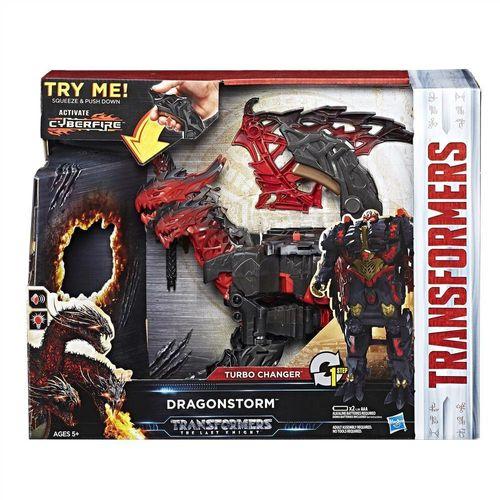 Dragonstorm | Turbo Changer | Hasbro Transformers C0934 | Actionfigur – Bild 2