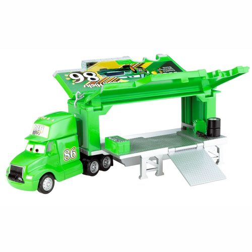 Hauler Chick Hicks | Disney Cars | Spiel Set Transporter | Mattel DLK47 – Bild 2