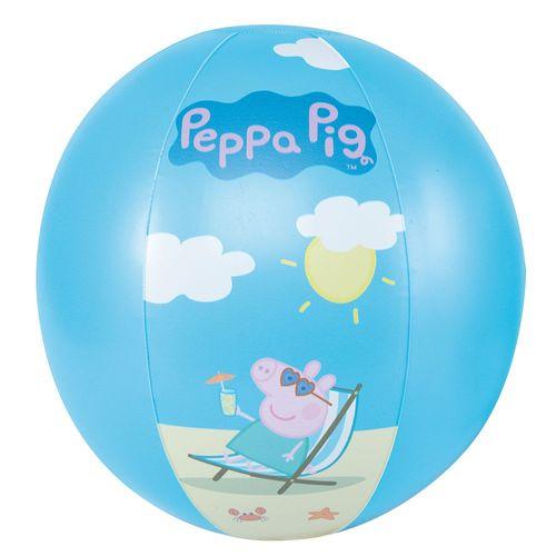 Wasserball | Peppa Wutz | Peppa Pig | Kinder Strand-Beach-Ball | 29 cm