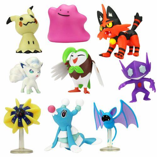 Auswahl Battle Figuren | Pokemon | Action Figur | Spiel-Figur zum Sammeln – Bild 1