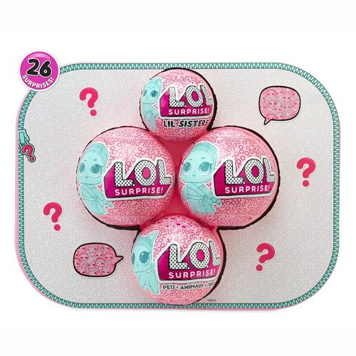 L.O.L. Bigger Surprise | limited Edition | LOL Limitierte Box | Puppen Set – Bild 3