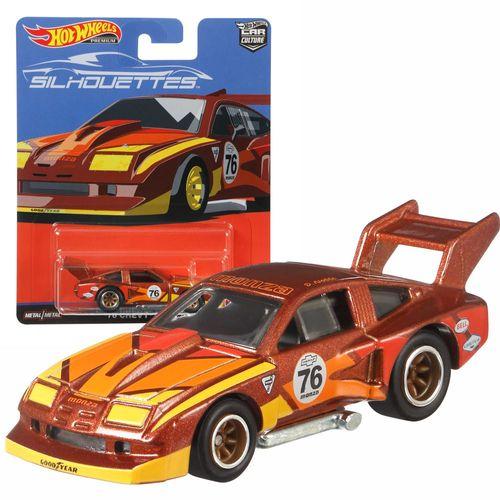 Car Culture Super Silhouettes | Hot Wheels Premium Auto Set | Cars Mattel FPY86 – Bild 7